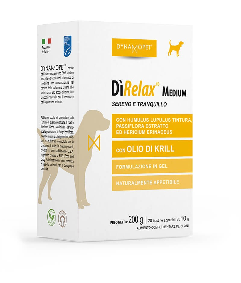 Direlax Medium To Promote Relaxation Of Dogs